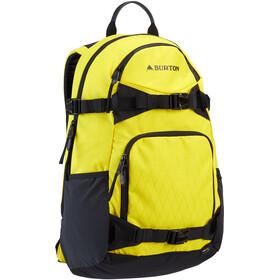 Burton Rider´s 2.0 25L Rugzak Heren, geel/zwart
